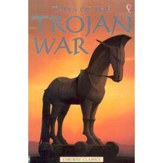 Tales of the Trojan War (Usborne Classics)