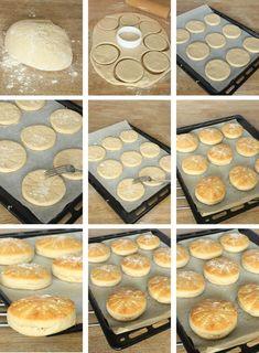Bread Recipes, Baking Recipes, Dessert Recipes, Desserts, Baking Ideas, Bread Bun, Daily Bread, Bread Baking, I Foods
