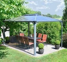 pavillon garten – Google-Suche Diy Pergola, Pergola Decorations, Building A Pergola, Patio Gazebo, Garden Gazebo, Pergola Swing, Outdoor Pergola, Pergola Shade, Backyard