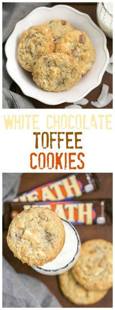 White Chocolate Toff