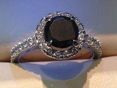 Black Diamond http://www.creativedesignsjewelry.com/