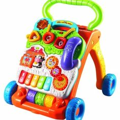 V Tech Walker Review - Top Ten Toys 6-12 Months - Wit & Wander