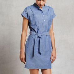 Winona Dress found on Zady - www.zady.com/products/340 - via @Zady #zady #style #fashion #stevenalan