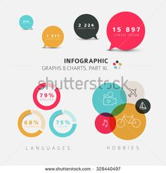 Stock Images similar to ID 199955522 - vector infographic report...