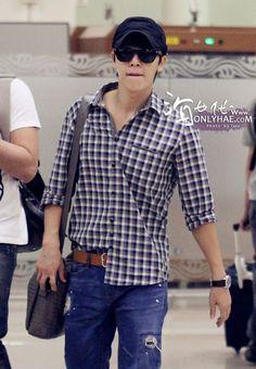 930424bebdb donghae super junior fashion - Google Search