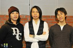 Toriumi Kousuke, Suwabe Junichi, Hirakawa Daisuke