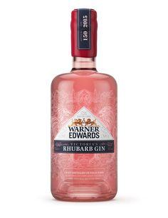 Warners Edwards Gin