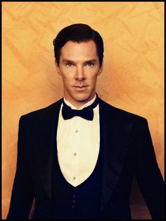 Talk about smoulder UNF {untagged Benedict Cumberbatch photoshoot by Ruven Afanador}