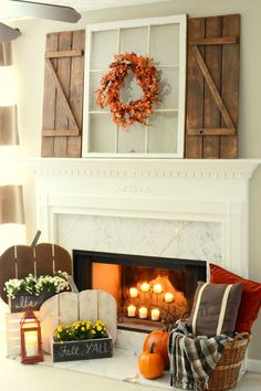 12 Autumn Pallet Projects To Welcome Fall