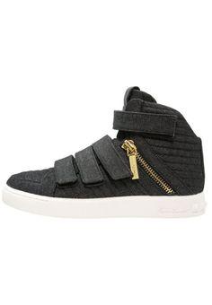 #Pierre #Balmain #Sneaker #high #denim für #Herren -