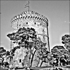 #Thessaloniki/Greece Iconosquare – Instagram webviewer Thessaloniki, Pisa, Greece, Beautiful Places, Tower, Building, Travel, Instagram, Greece Country