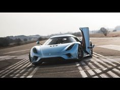 2016 Koenigsegg Regera - YouTube