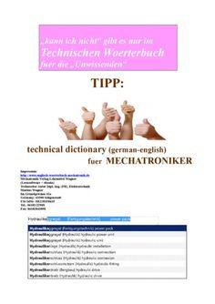 7 Besten Elektrotechnik Maschinenbau Begriffe Uebersetzen