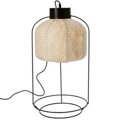 Lampe de sol Cage - Forestier