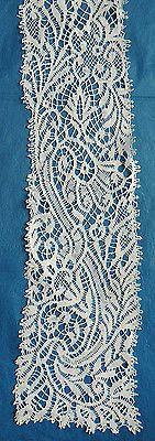 continental guipure Bobbin lace