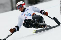 Double gold for Sochi Paralympic skiing stars