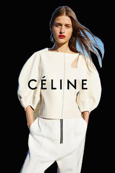 Campagne Céline - Printemps/été 2016