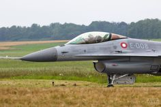 F-16AM E-008 Royal Danish Air Force Solo Display | por Spotterforlife
