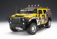 Tiger Team, Lsu Tigers Football, Die Games, Hummer H2, Sports Art, Diecast, Monster Trucks, Louisiana, Scale Models