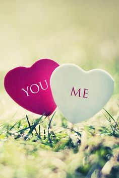 Yeah baby you and me... Why I Love You, What Is Love