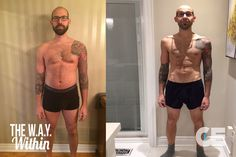 I lost almost 40 pounds in 54 days.