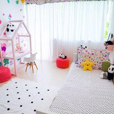 Conheça os detalhes do quarto da Nina Quartos Tumblr, Princess Bedrooms, Decore Sua Casa, My Room, Girl Room, Dream Bedroom, Girls Bedroom, Ikea Hack, Montessori