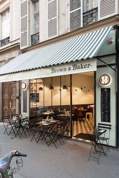 Brown & Baker ~ PARIS
