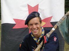 Chef de patrouille Scout d'Europe #scout #scoutdeurope