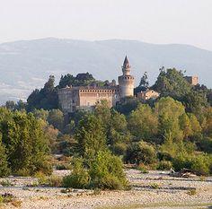 Castello di Rivalta, Emilia Romagna...