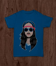 Love for Dim Mak just doesn't end. The Steve Aoki T-Shirt with bright, complementing colours to suit your style. 100% cotton