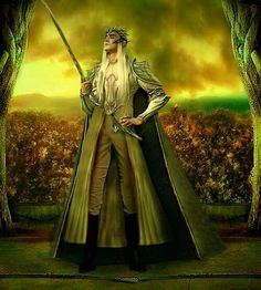 *mouth opens and gasps* Thranduil: *looks at you* Are you looking at my fabulousness? ..... *nods slowly*