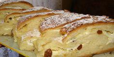 a kod Vas? Cheesecake Recipes, Cookie Recipes, Dessert Recipes, Desserts, Albanian Recipes, Croatian Recipes, Bakery Recipes, Gourmet Recipes, Kolachi Recipe