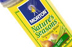 homemade Morton Nature's Seasons seasoning