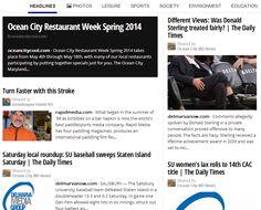 Ocean City MD News & Reviews: OC Restaurant Week | Cinco de Mayo and more...  #ocmd