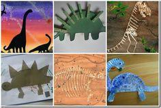 Different Art activities Dinosaur Projects, Dinosaur Art, Cool Dinosaurs, Art Activities, Plant Leaves, Preschool, Crocodile, Project Ideas, Teaching Ideas