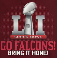 GO FALCONS!!!!