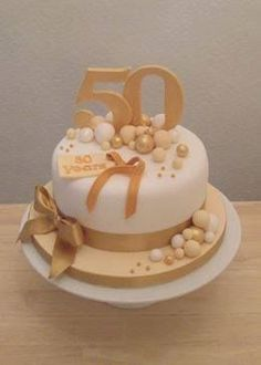 Happy Anniversary Wishes to Couple Wedding Anniversary Calculator – Fun Info about Your Marriage and Anniversary Golden Anniversary Cake, Anniversary Cake Designs, 50th Wedding Anniversary Cakes, Happy Anniversary, Cupcakes, Cupcake Cakes, Bolo Sofia, Elegant Birthday Cakes, 50th Cake