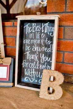 country wedding signs / http://www.deerpearlflowers.com/30-rustic-wedding-signs-ideas-for-weddings/