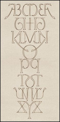 Wow, this is amazing.  Since it is Alphabet related, I thought you would like to see it too - - - Symmetric Alphabet