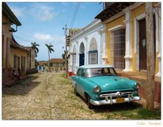 Cuba - TONS OF AMERICAN CLASSICS THERE!