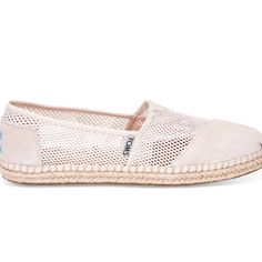5476df96ec4 Toms mesh NWT size 8 Brand new! I have two pairs and don t. Gucci ShoesShoes  ...