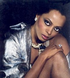 Forever Young!  Diana Ross  Circa  1980s  D.R.