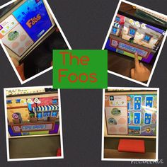 We loved coding using The Foos app today! Can your child show you how to code? #hourofcode #theoctway