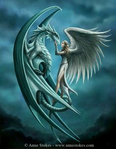 Amazing dragon fantasy art featuring hot girls, usually friends of the mythical creatures. Check out this amazing gallery of Girls and Dragons featuring hot girls friends with these mythical creatures. Dragon Artwork, Cool Dragon Drawings, Angel Artwork, Dragon Pictures, Pictures Of Dragons, Dragon Images, Fairy Pictures, Fantasy Dragon, Mythological Creatures