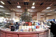 Il 'cupolone' del Vaticano, Paese ospite del Salone 2014. #SalTo14 #Torino @Lingotto Fiere