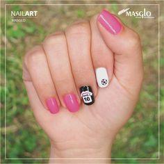 #SoyMasglo #Masglo #MasgloLOVERS #Nails #Nailsinpiration #NailArt #James #Futbol #Football