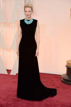 Cate Blanchett Oscars 2015 Best Dressed