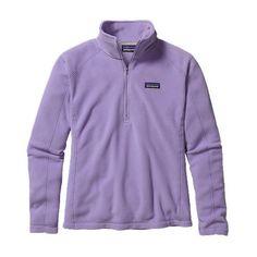 W's Micro D® 1/4-Zip Pullover (25420)