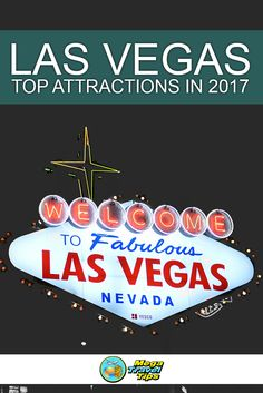 "Las Vegas Top Attractions You probably know Las Vegas as the ""Sin city"", famous for gambling and nightclubs. However, there is more to this wonderful city than poker tables, casinos and slot machines."