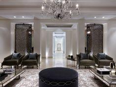 Villa, Kuwait | Louise Bradley | Interior Design - Louise Bradley